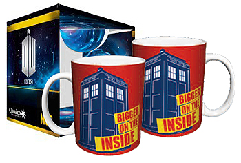 Mug: Bigger on the Inside