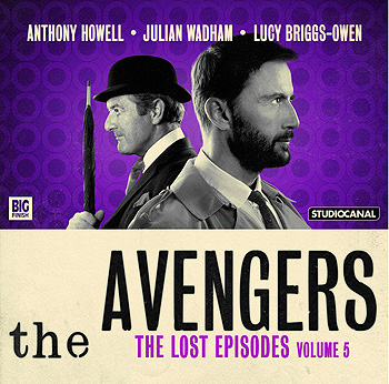 The Avengers: The Lost Episodes, Volume 5
