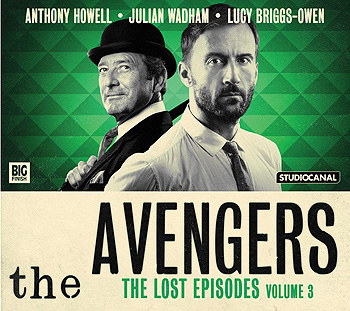 The Avengers: The Lost Episodes, Volume 3