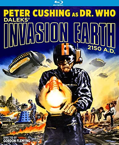 Daleks Invasion Earth 2150 A.D. (Blu-Ray)
