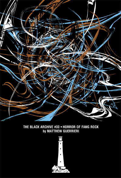The Black Archive 033: The Horror of Fang Rock