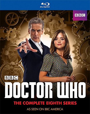 Blu-ray: Doctor Who Series 8 (Eight) (Complete)