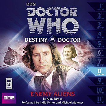 Doctor Who: Destiny of the Doctor, 08. Enemy Aliens