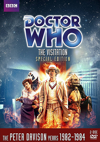 DVD 120: The Visitation (Special Edition)