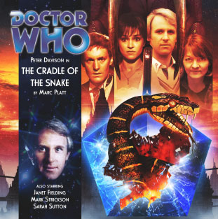 Doctor Who: 138. The Cradle of the Snake