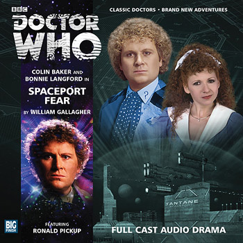 Doctor Who: 170. Spaceport Fear