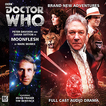 Doctor Who: 185. Moonflesh
