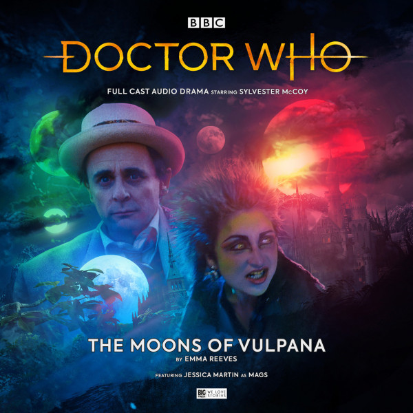Doctor Who: 251. The Moons of Vulpana