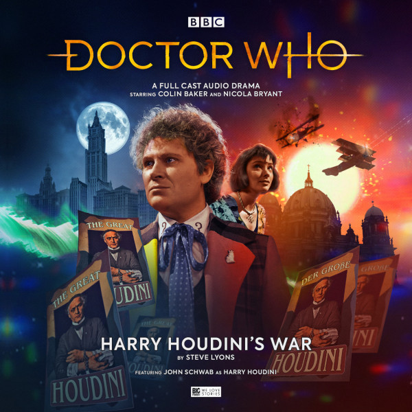 Doctor Who: 255. Harry Houdini's War