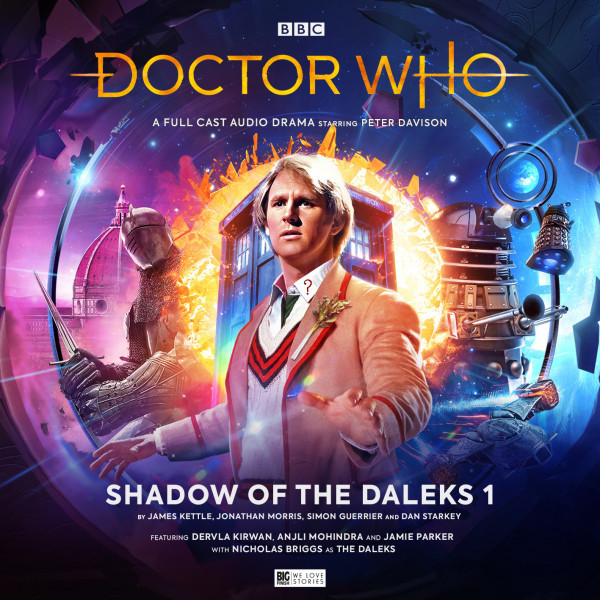 Doctor Who: 269. Shadow of the Daleks 1