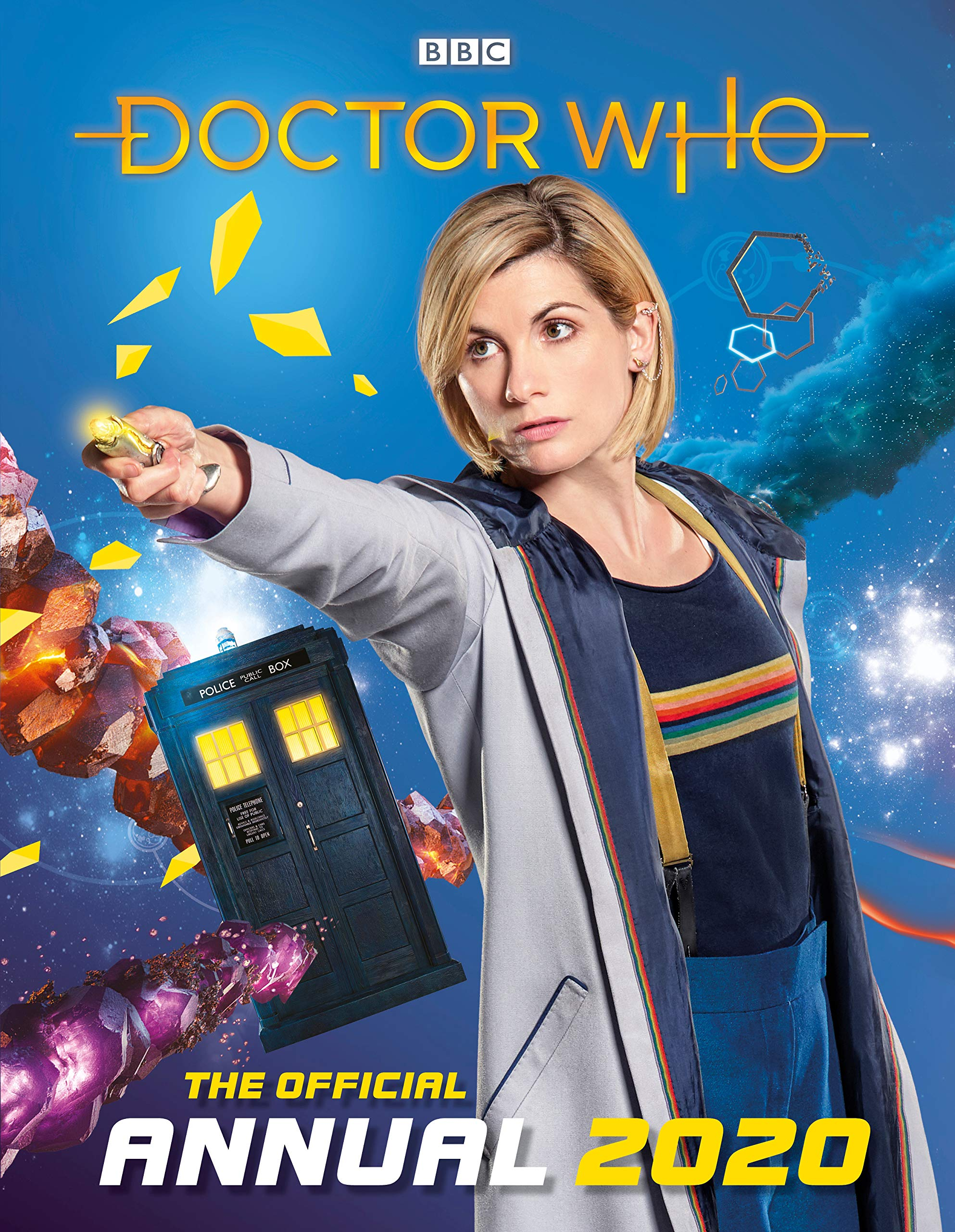 The Official Doctor Who Annual 2020