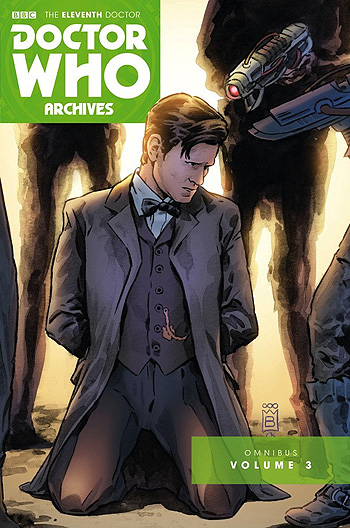 Doctor Who: The Eleventh Doctor Archives, Volume 3 (Titan Comics)