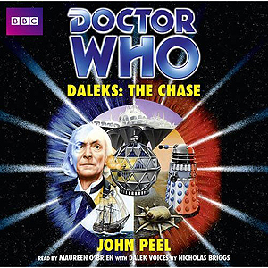Doctor Who: The Daleks: The Chase (CD, Target)