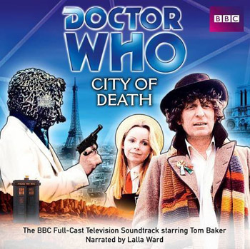 Doctor Who: City of Death (CD)