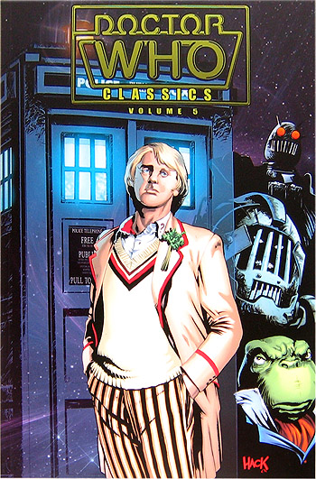 Doctor Who Classics, Volume 5