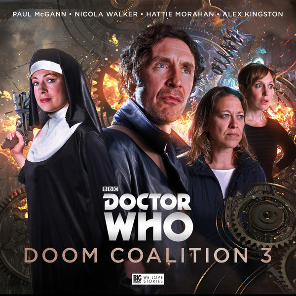 Doctor Who (8th Doctor): Doom Coalition 3 CD Set
