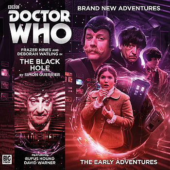 Doctor Who Early Adventures 2.03: The Black Hole