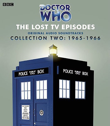 Doctor Who: The Lost TV Episodes Vol. 2