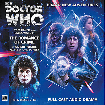 Doctor Who: (NA 3) The Romance of Crime