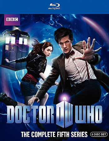 Blu-ray: Doctor Who Series 5 (Five)
