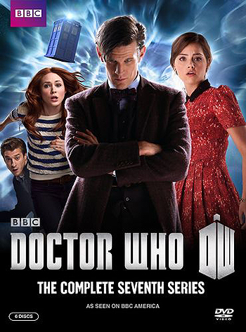 Doctor Who Series 7 (Seven) DVD Set