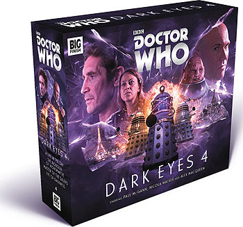 Doctor Who (8th Doctor): Dark Eyes 4 CD Set