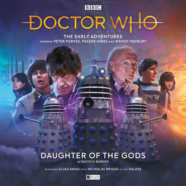 Doctor Who Early Adventures 6.02: Daughter of the Gods