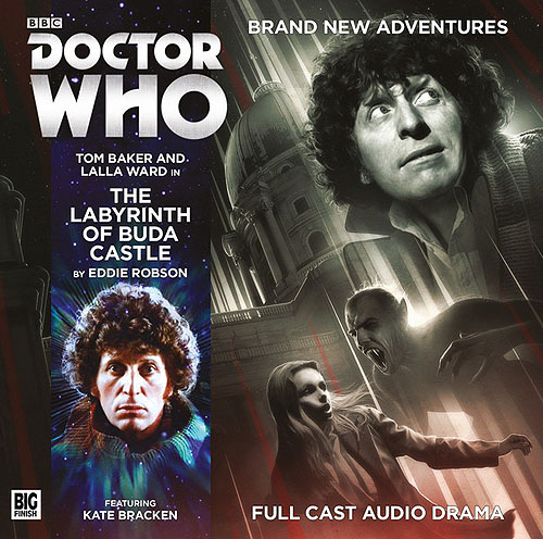 Fourth Doctor 5.2: The Labyrinth of Buda Castle