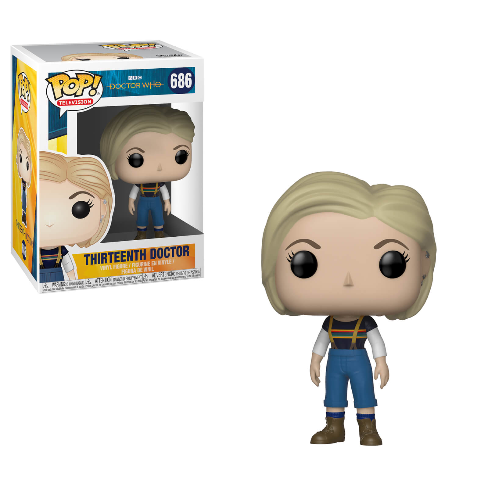 FUNKO Pop! #686 Doctor Who: Thirteenth Doctor