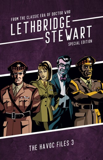 Lethbridge-Stewart: 4.4 The Havoc Files 3, Special Edition
