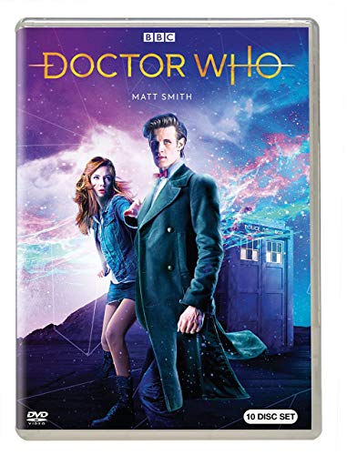 Doctor Who Matt Smith DVD Set
