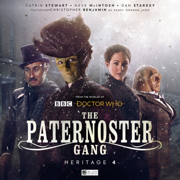 Doctor Who: The Paternoster Gang, Heritage 4