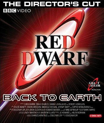 Red Dwarf Blu-Ray Series 9, Back to Earth
