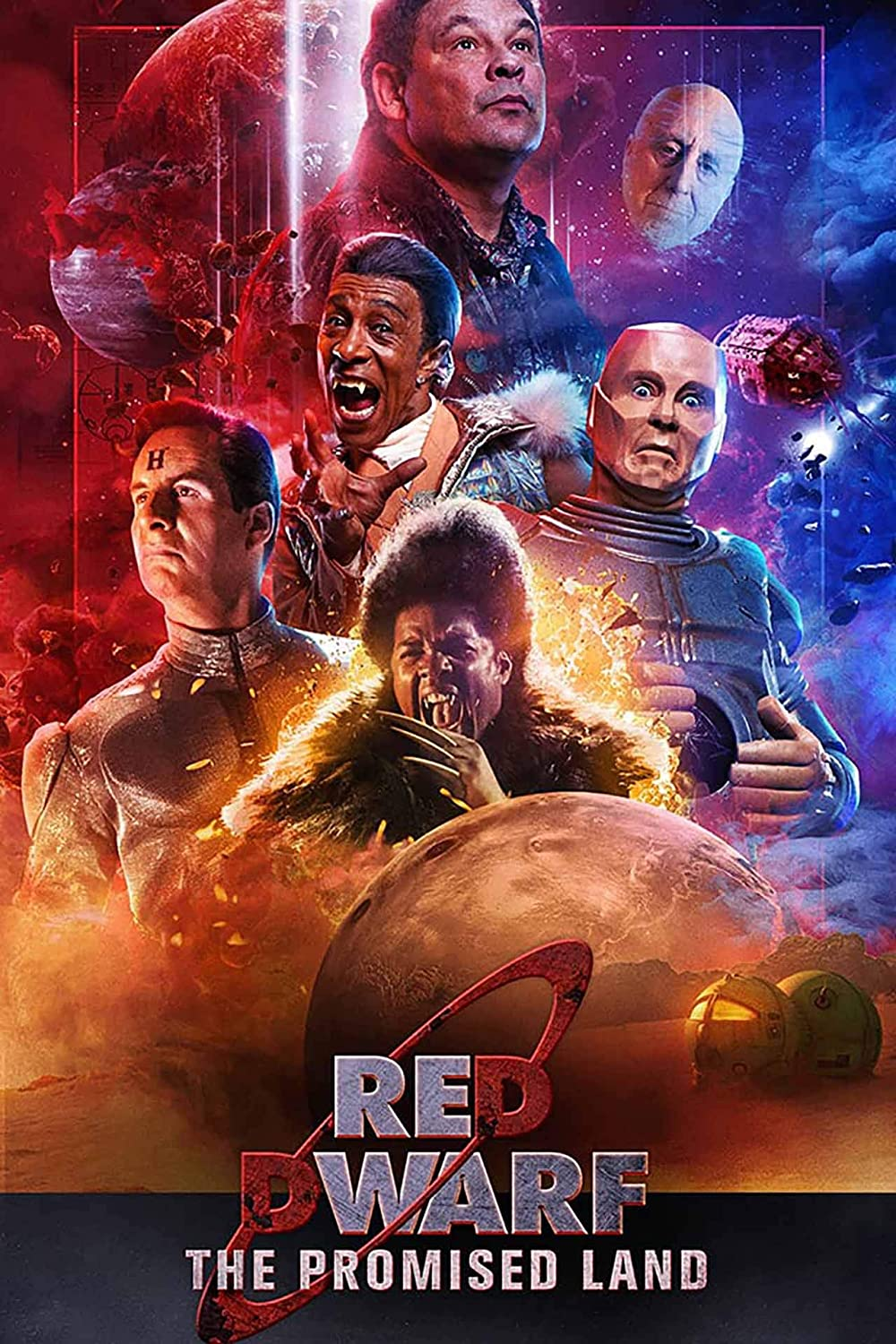 Red Dwarf DVD Series 13: The Promised Land