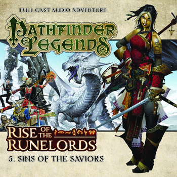 Rise of the Runelords: 05. Sins of the Saviors