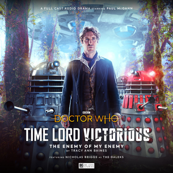 Time Lord Victorious: 02. The Enemy of My Enemy