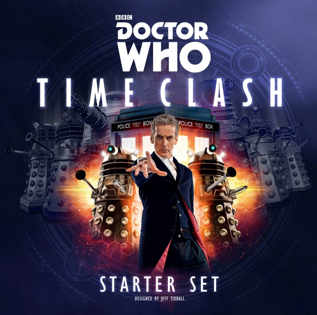 Doctor Who: Time Clash Game (Starter Set)