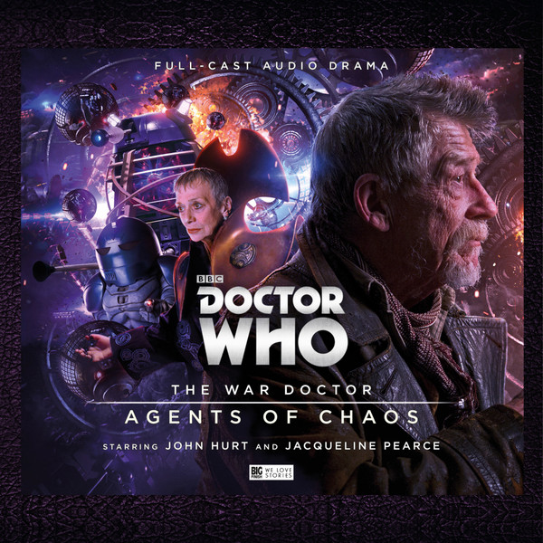 Doctor Who: The War Doctor 03, Agents of Chaos