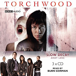 AudioBook: Torchwood, Slow Decay