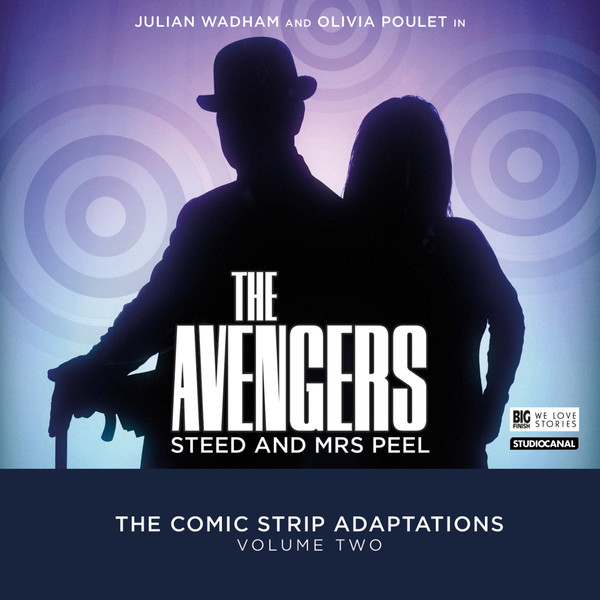 The Avengers: The Comic Strip Adaptations, Volume 2