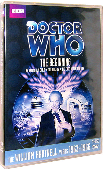 Doctor Who - The Beginning Set