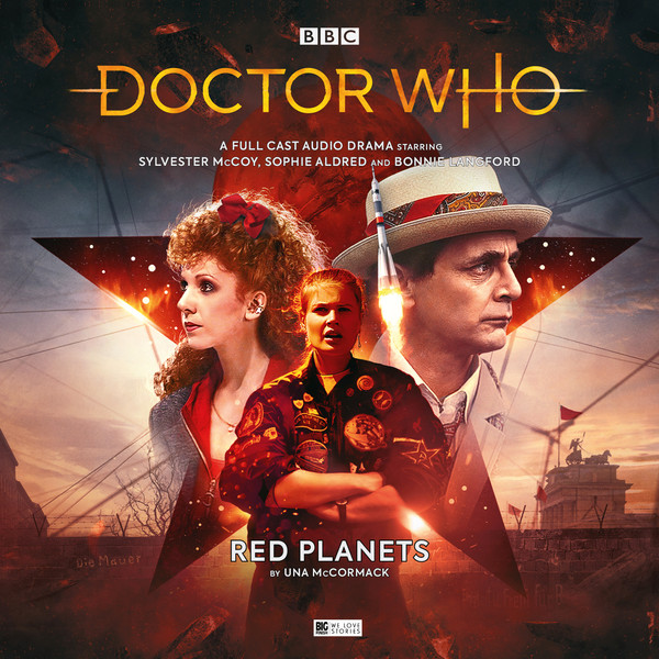 Doctor Who: 241. Red Planets