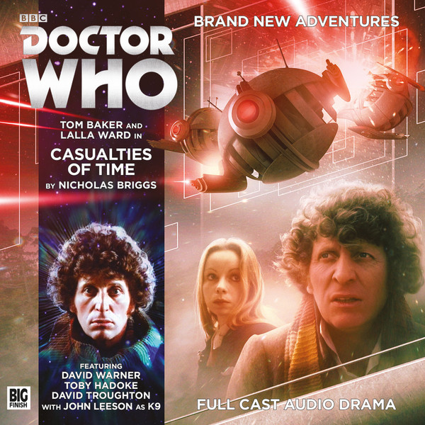 Fourth Doctor 5.8: Casualties of Time