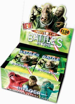Battles in Time: Invader Pack
