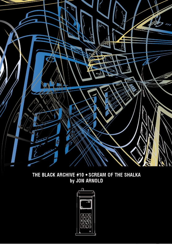 The Black Archive 010: Scream of the Shalka