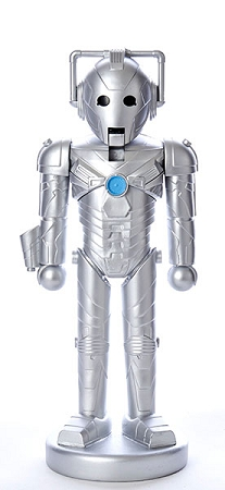 Cyberman Decorative Nutcracker