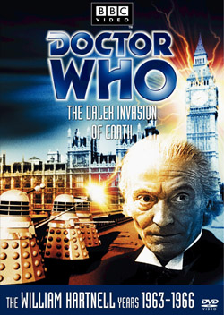 DVD 010: The Dalek Invasion of Earth
