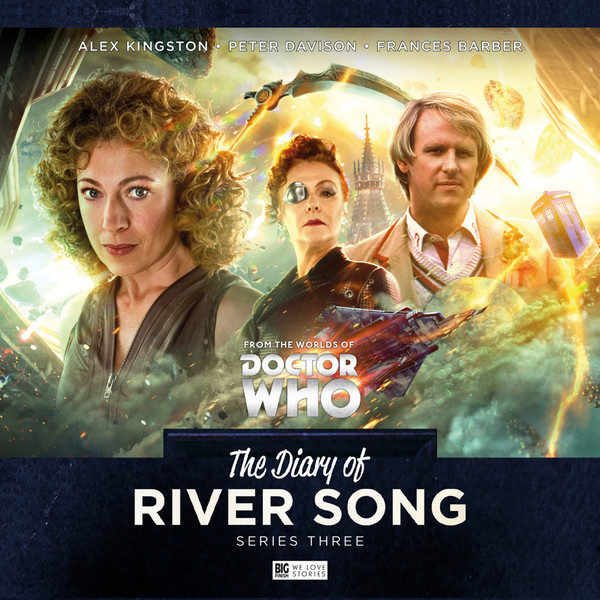 Doctor Who: The Diary of River Song, Series 3 (CD Set)