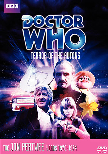 DVD 055: Terror of the Autons