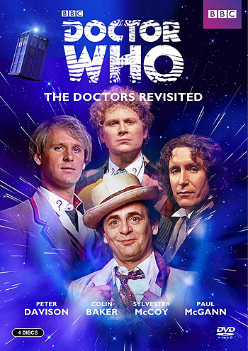 DVD Doctor Who: The Doctors Revisited 5-8